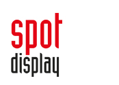 Logo: spot display GmbH